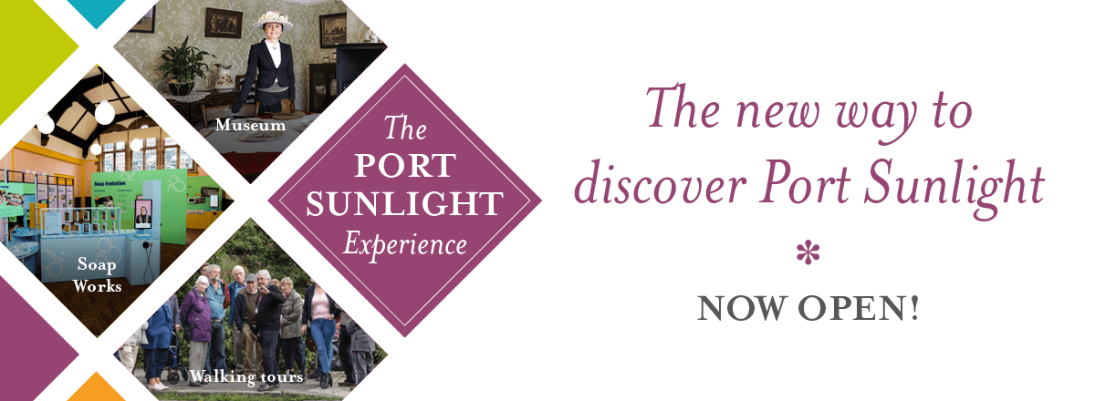The Port Sunlight Experience - The new way to discover Port Sunlight